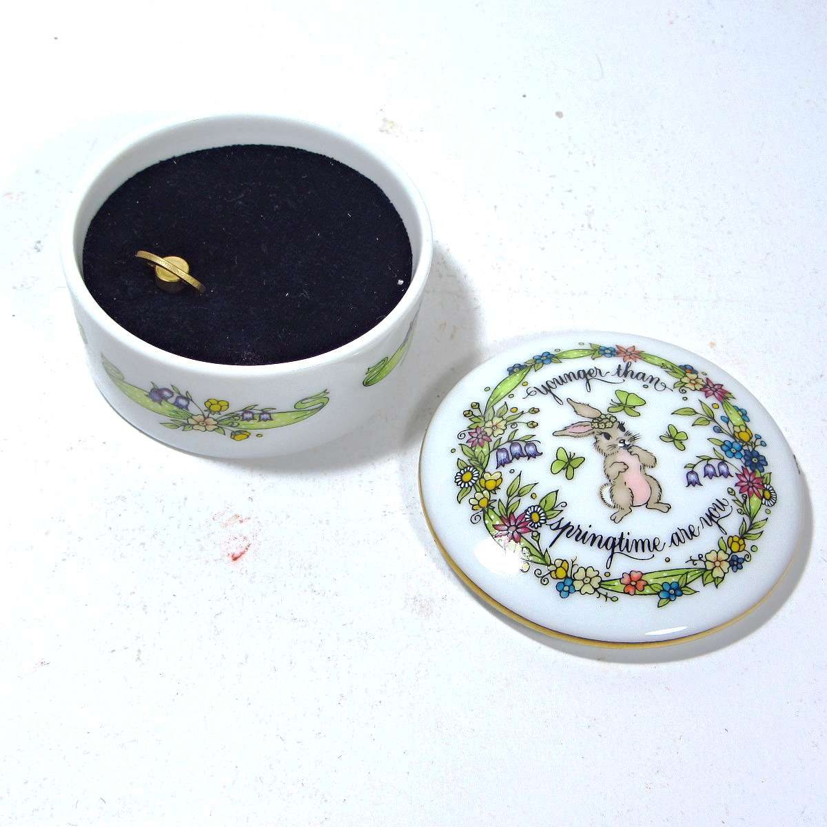 Porselen Laterna Kutu Mekanik-Elektrikli Objeler Düğün