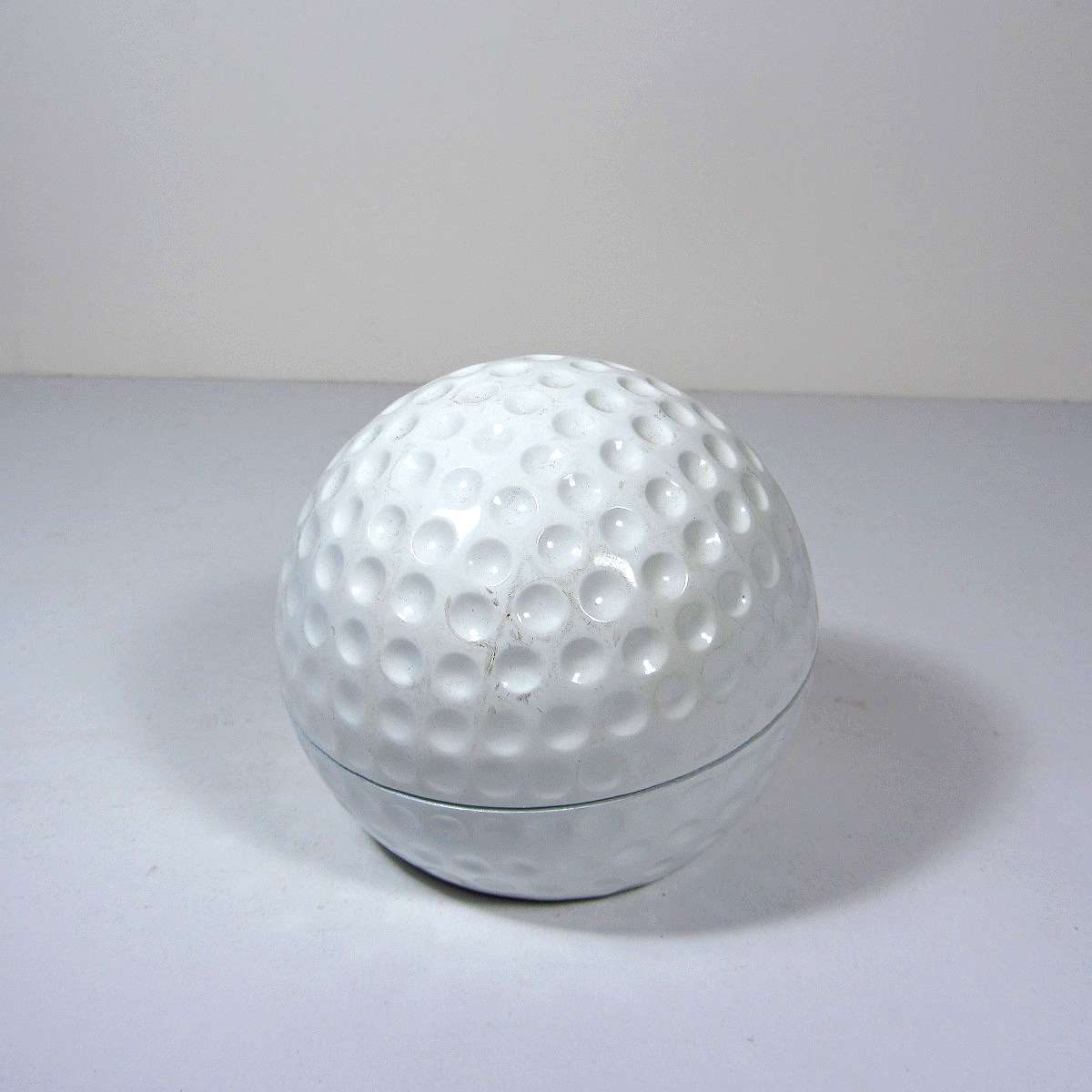 Golf Topu Kutu Plastik-Polyester Objeler Golf