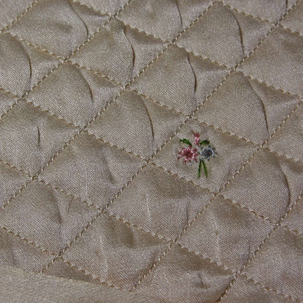 İpek Çocuk Başlığı Deri-Kumaş-Tekstil Başlık