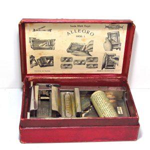 Allegro Jilet Bileme Metal Objeler Allegro