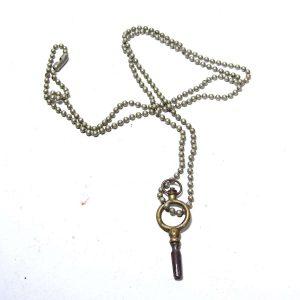 Saat Anahtarı Metal Objeler Anahtar