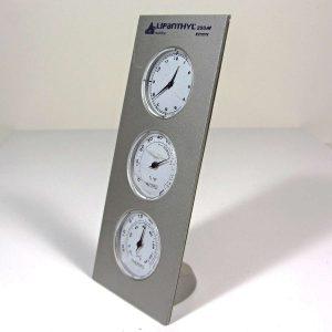 Nemölçer ve Termometreli Saat Mekanik-Elektrikli Objeler Eczacılık