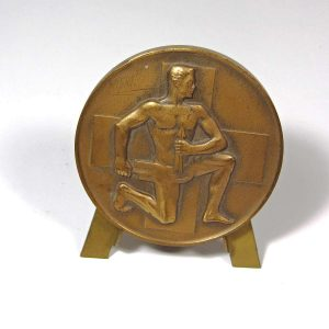 Eidgenössisches Schutzenfest Chur 1949 Madalya Diğer Objeler 1949