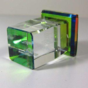 Roma Hatırası Kristal Dekor Cam-Taş Objeler 3D