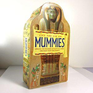 Mumya Oyunu Plastik-Polyester Objeler Mummy
