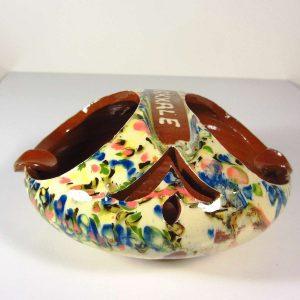 Çanakkale Hatırası Küllük Seramik-Porselen Objeler Kül Tabağı