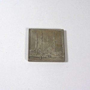 Eczacıbaşı Hatıra Madalya Diğer Objeler 1991