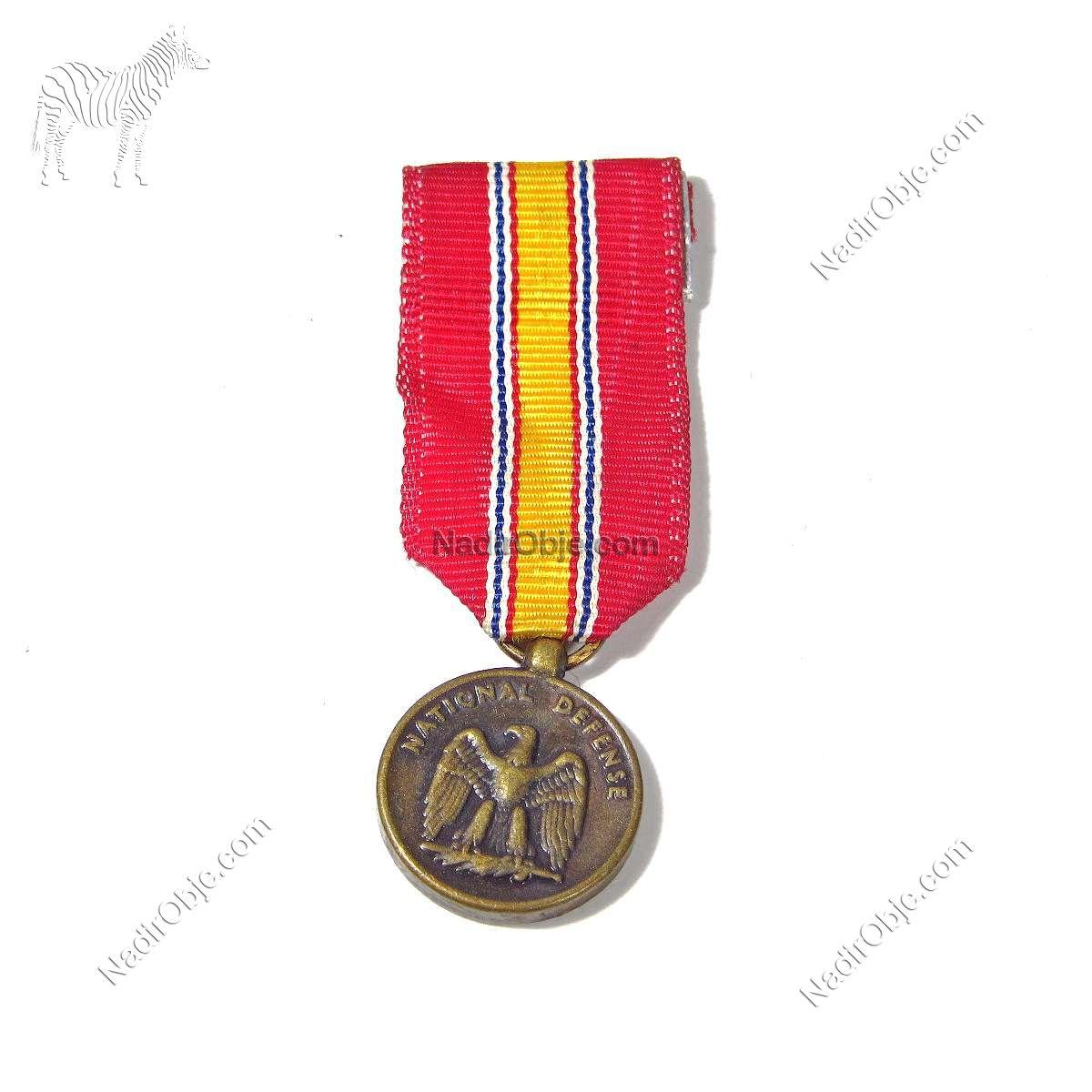 National Defense Madalya Diğer Objeler Alman