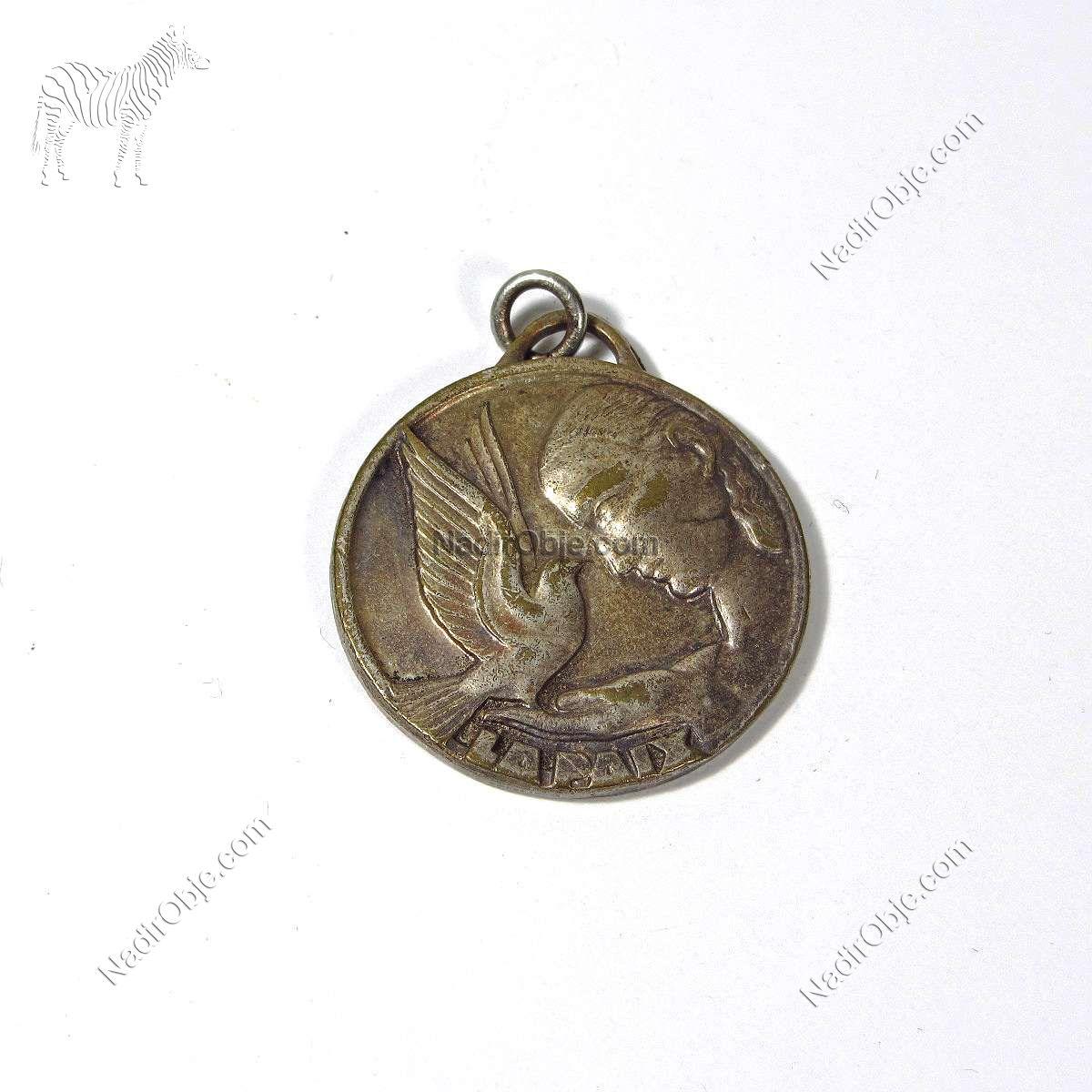 LA PAIX Madalya Diğer Objeler Drago