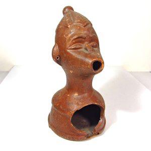 Toprak küllük Seramik-Porselen Objeler Figür