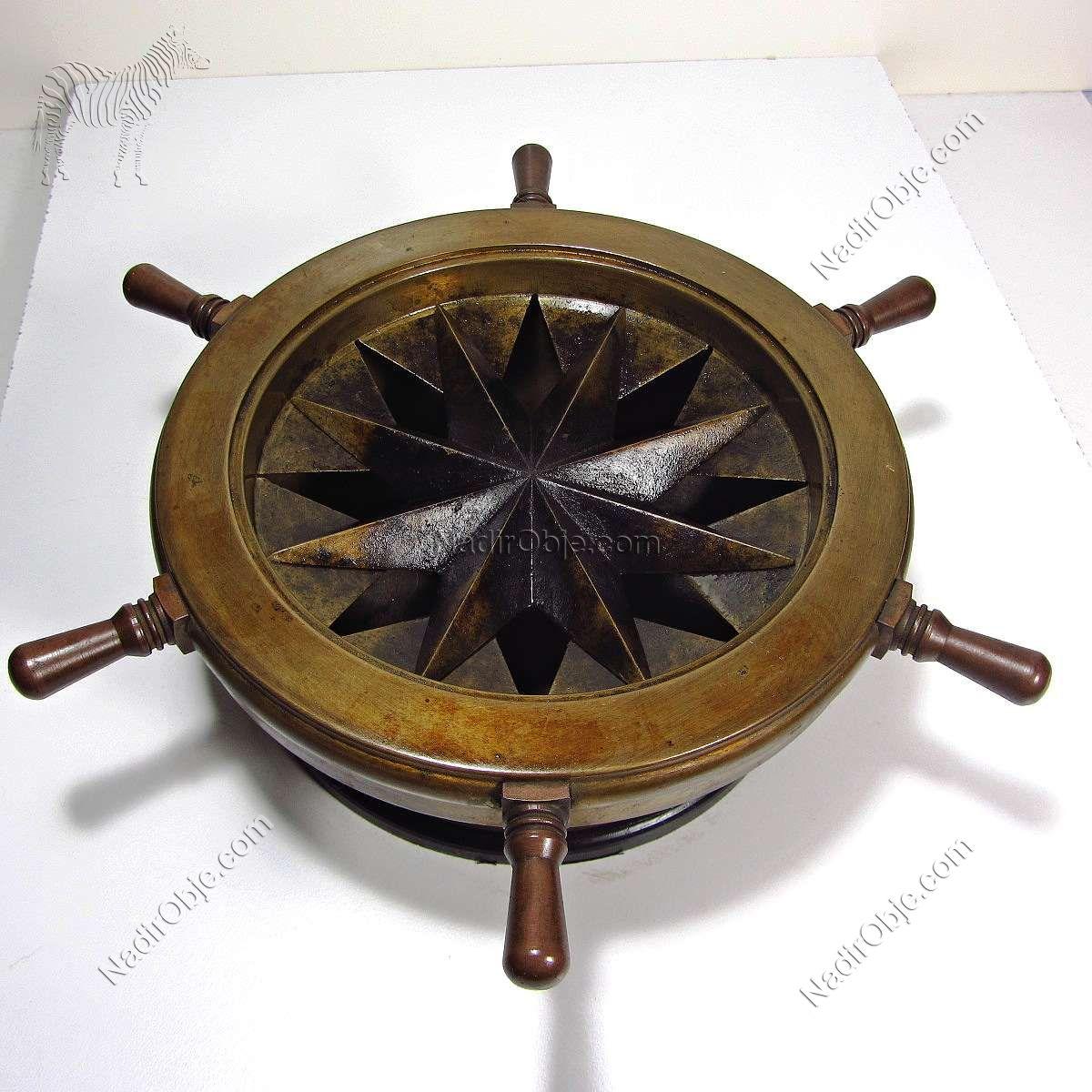 Denizci Küllüğü Metal Objeler Deniz
