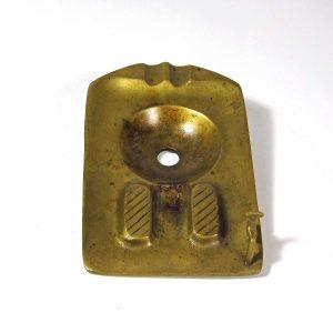 Alaturka Tuvalet Küllük Metal Objeler Alaturka