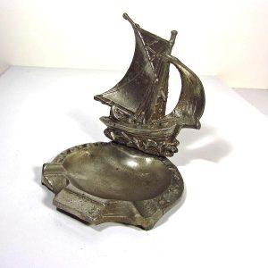 Gemili Küllük Metal Objeler Gemi