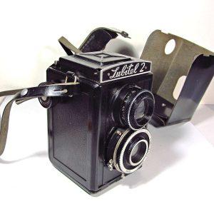 Lubitel-2 Fotoğraf Makinası Mekanik-Elektrikli Objeler CCCP