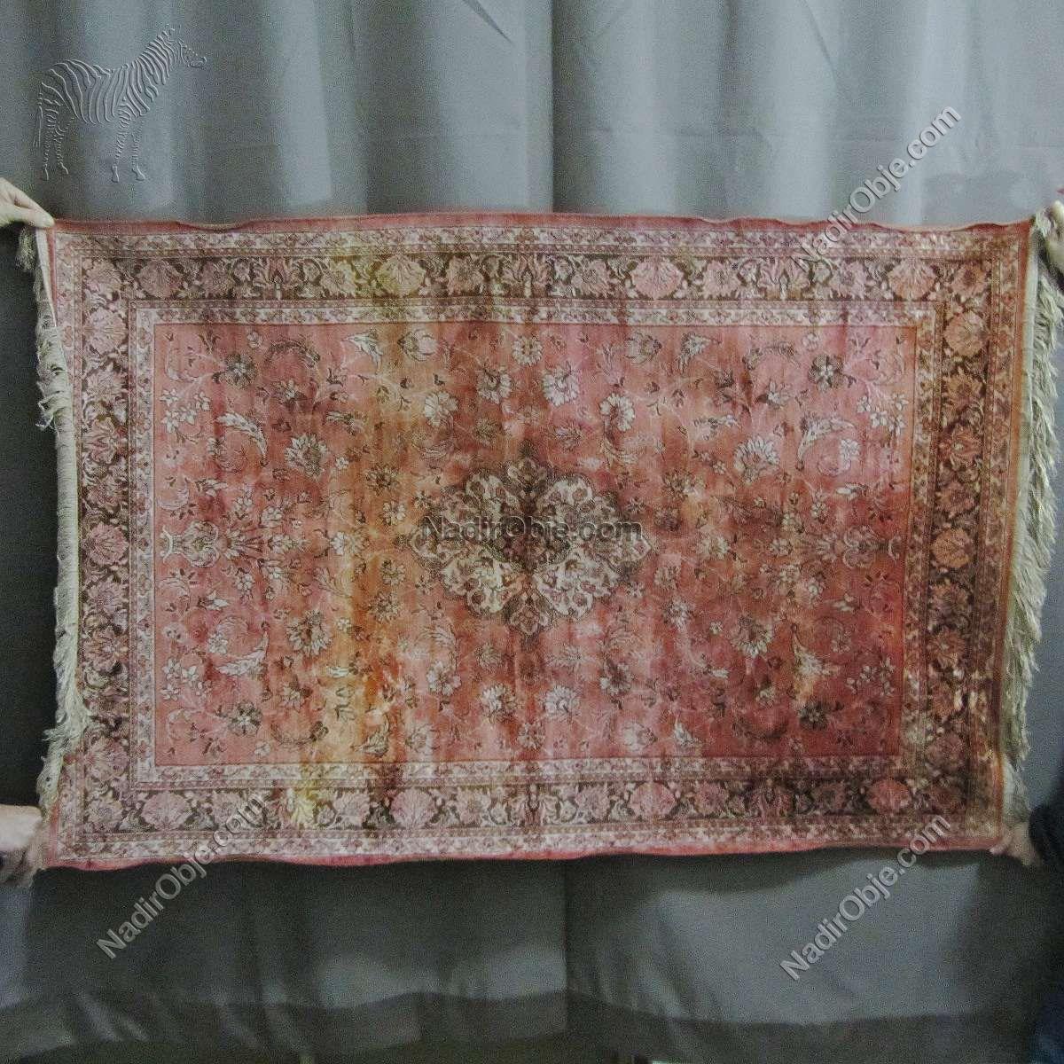 Duvar Halısı Deri-Kumaş-Tekstil Duvar