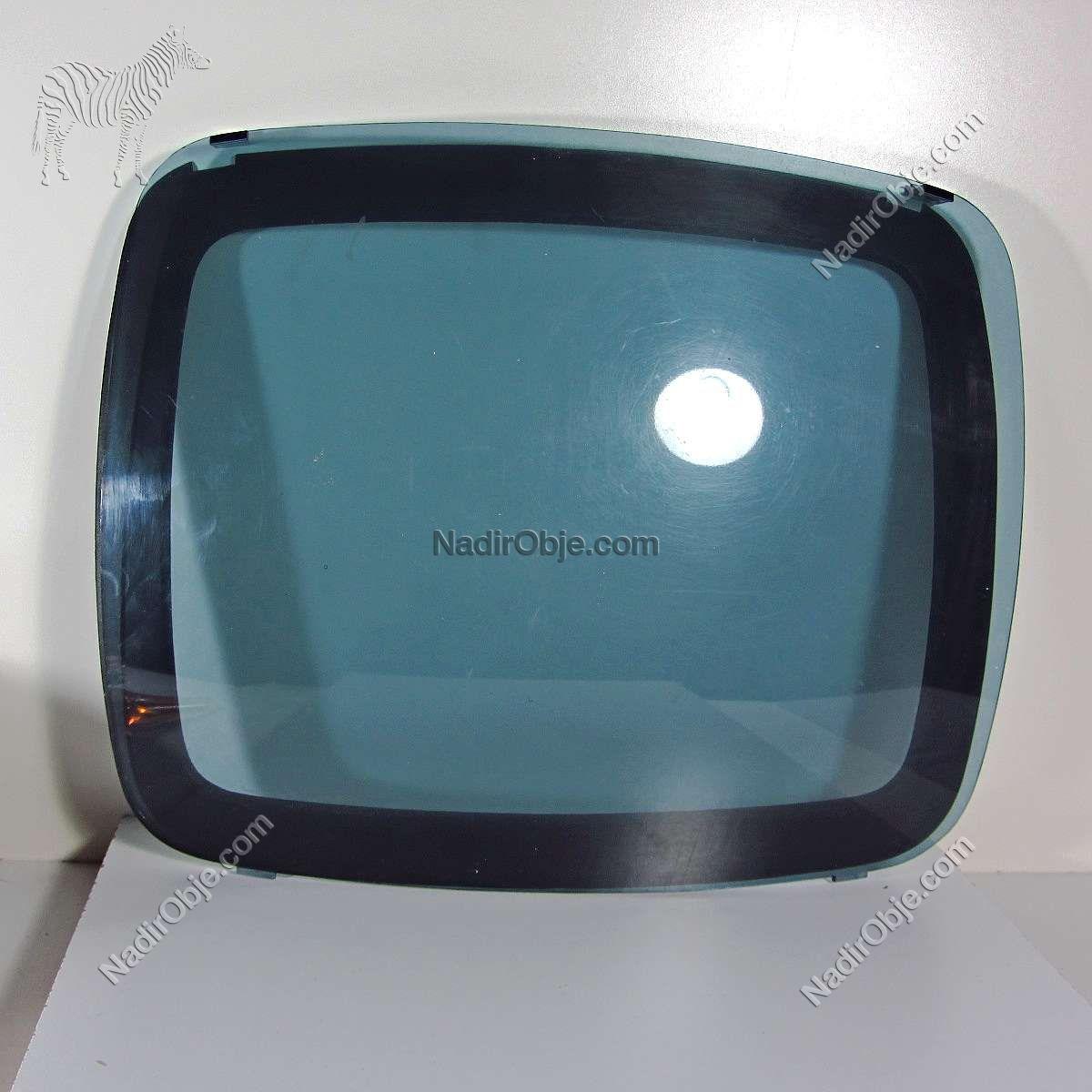 37 Ekran TV Camı Plastik-Polyester Objeler Cam