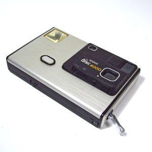 Kodak Disc 4000 – N1874 Mekanik-Elektrikli Objeler Disc