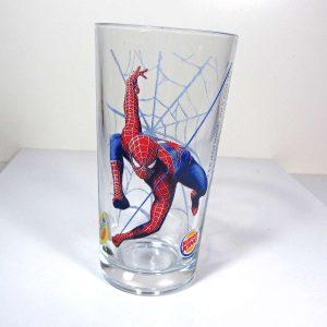 Spiderman Temalı Bardak – N1890 Cam-Taş Objeler Bardak