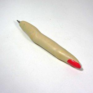 Kadın Parmağı Kalem – N1919 Plastik-Polyester Objeler Kadın