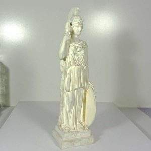 Romalı Asker Cam-Taş Objeler Figür