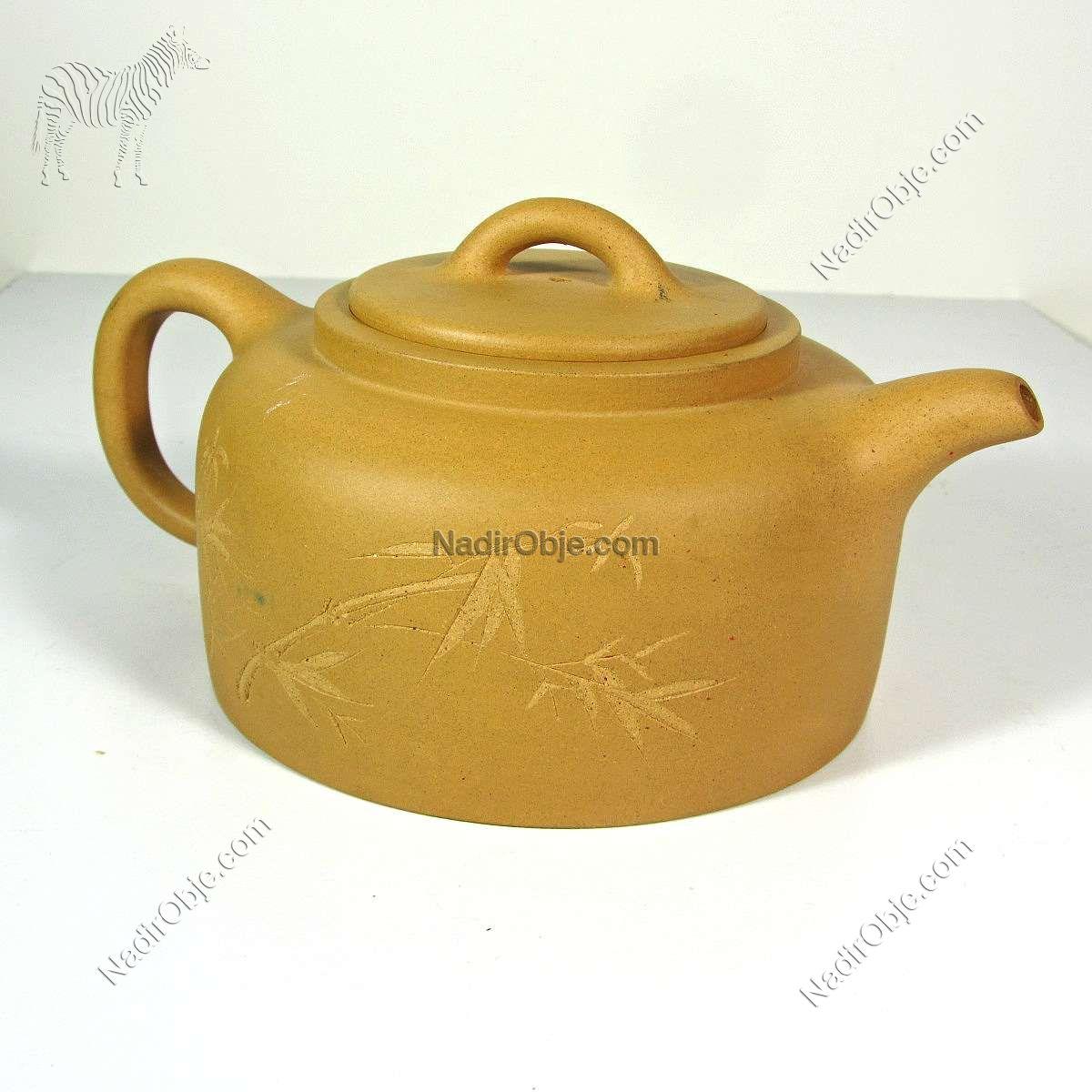 Japon Seramik Çaydanlık – N1989 Seçtiklerimiz Çay