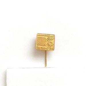 Sarajevo 84 Rozet – N2017 Metal Objeler Lapel Badge