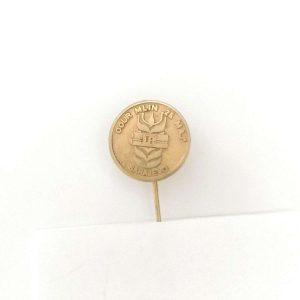 Sarajevo Fabrika Rozeti – N2021 Metal Objeler Lapel Badge