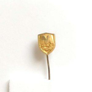 MOLT Rozet – N2032 Metal Objeler Lapel Badge