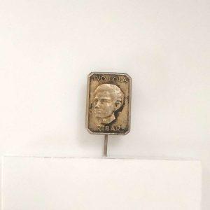 Ivo Lola Ribar Rozet – N2036 Metal Objeler Lapel Badge