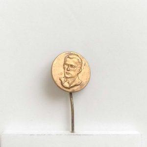 Tito Dönemi Rozet – N2037 Metal Objeler Lapel Badge
