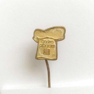 Gastro Program Rozet – N2051 Metal Objeler Lapel Badge