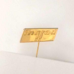 ingrad Rozet – N2057 Metal Objeler Lapel Badge