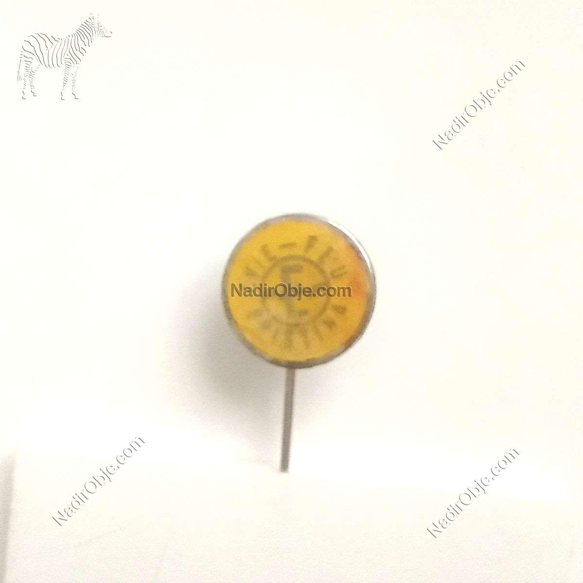 Fvie Feu – Pristina Rozet – N2067 Metal Objeler Lapel Badge