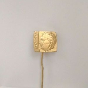 Tito Rozet – N2091 Metal Objeler Lapel Badge
