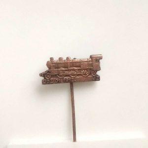 Lokomotif Rozet – N2093 Metal Objeler Lapel Badge