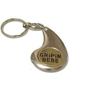 Gripin Bebe Anahtarlık – N2125 Metal Objeler Anahtarlık
