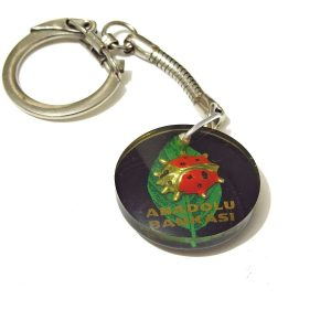 Anadolu Bankası Anahtarlık – N2130 Metal Objeler Anahtarlık