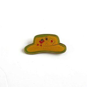 1986 Lions Rozet – N2167 Metal Objeler Lapel Badge