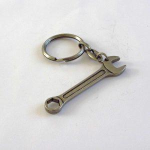 İngiliz Anahtarı Anahtarlık Metal Objeler Anahtar