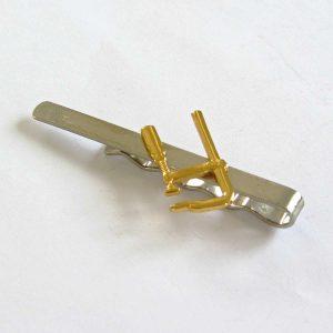 Mengeneli Kravat İğnesi Metal Objeler İğne