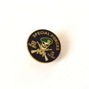 Special Forces Rozet Metal Objeler Amerikan