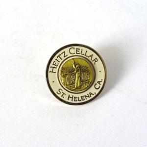 Heitz Cellar Rozet Metal Objeler Bira