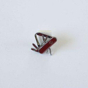 Victorinox Rozet Metal Objeler Bıçak