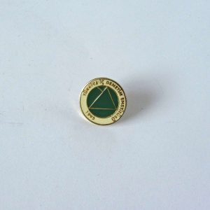 İç Denetim Enstitüsü Rozet Metal Objeler Lapel Badge