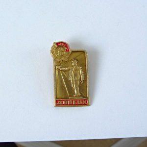 Leninli Sovyetler Rozet Metal Objeler Lapel Badge