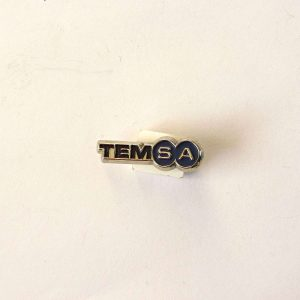 TEMSA Rozet Metal Objeler Lapel Badge