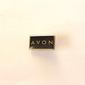 AVON Rozet Metal Objeler Avon
