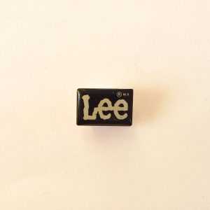 LEE Rozet Metal Objeler Lapel Badge