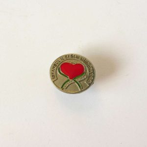 Organ Bağışı Rozet Metal Objeler Lapel Badge