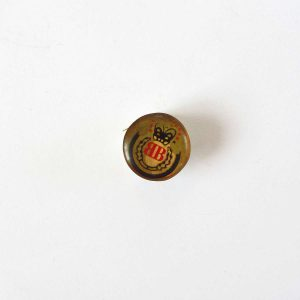 BB Rozet Metal Objeler Lapel Badge